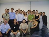 SIICUSP 2004 São Paulo - sete trabalhos apresentados