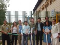 SIICUSP 2005 São Carlos - oito trabalhos apresentados