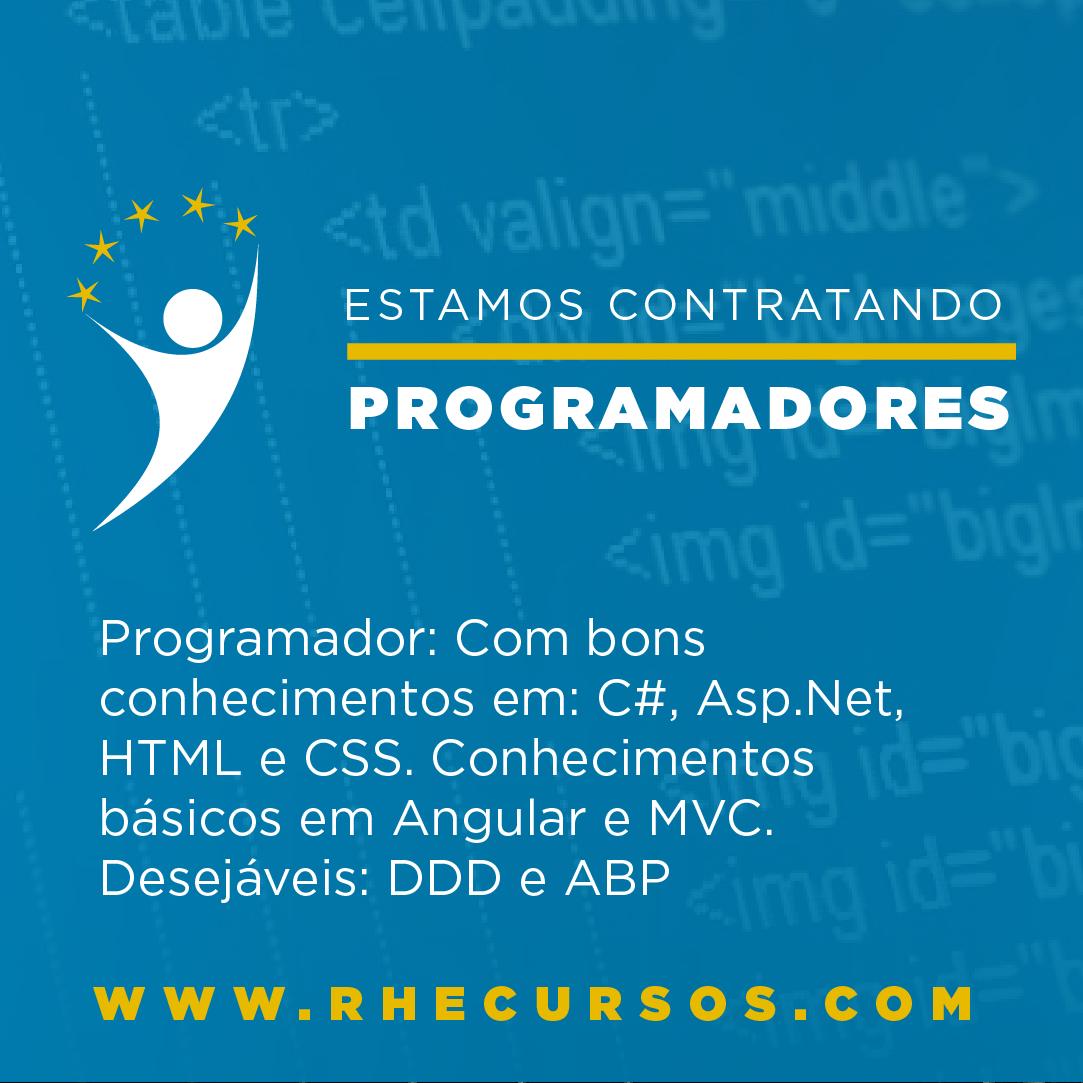 Programador C#